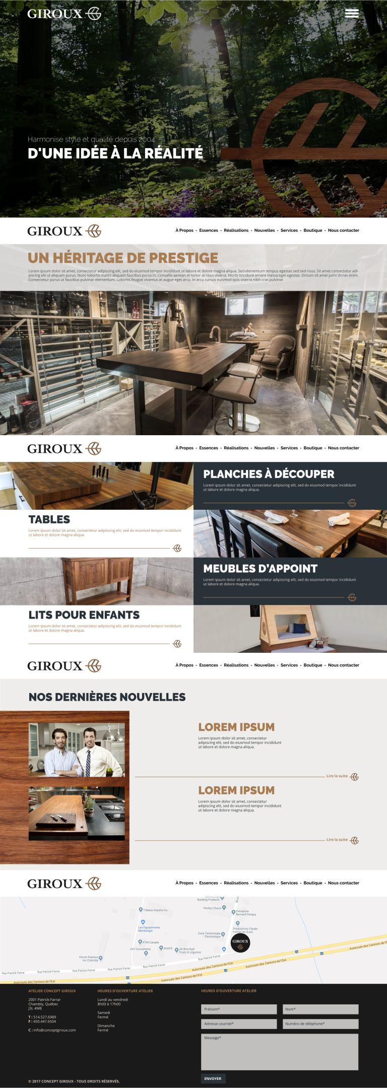 Concept Giroux